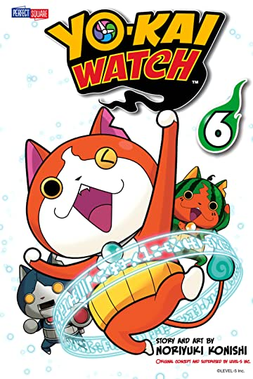 Yo-Kai Watch Vol. 6