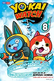 Yo-Kai Watch Tome 8