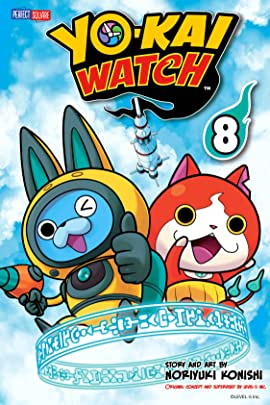 YO-KAI WATCH Vol. 8