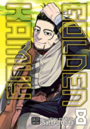 Golden Kamuy Vol. 8