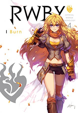 RWBY Official Manga Anthology Tome 4