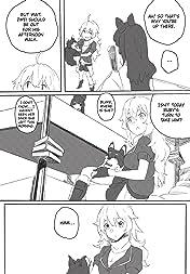 RWBY Official Manga Anthology Vol. 4
