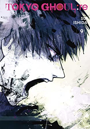 Tokyo Ghoul: re Tome 9