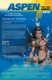 Aspen Comics 2019: The Year Ahead