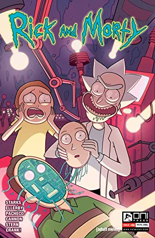 Rick and Morty #46