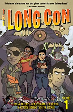 The Long Con Vol. 1