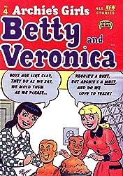 Archie's Girls Betty & Veronica #4