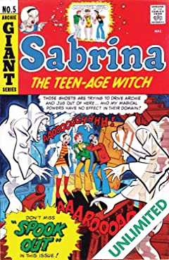 Sabrina the Teenage Witch (1971-1983) #5