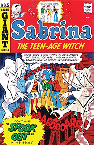 Sabrina the Teenage Witch (1971-1983) No.5