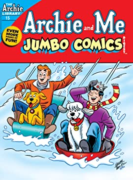 Archie and Me Comics Digest #15