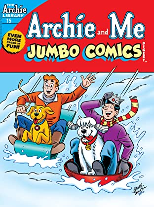 Archie and Me Comics Digest No.15