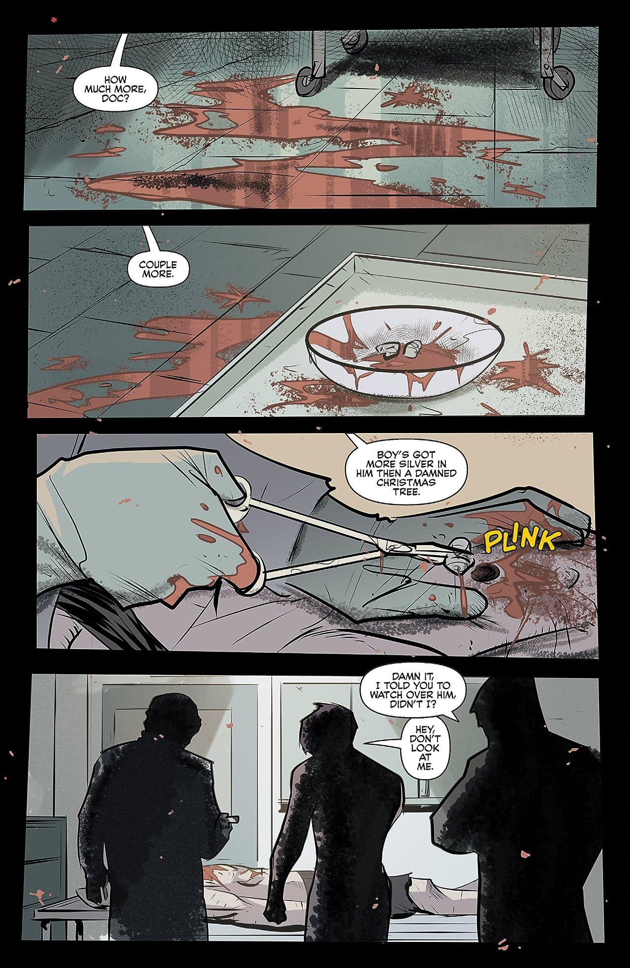 Jughead: The Hunger #12