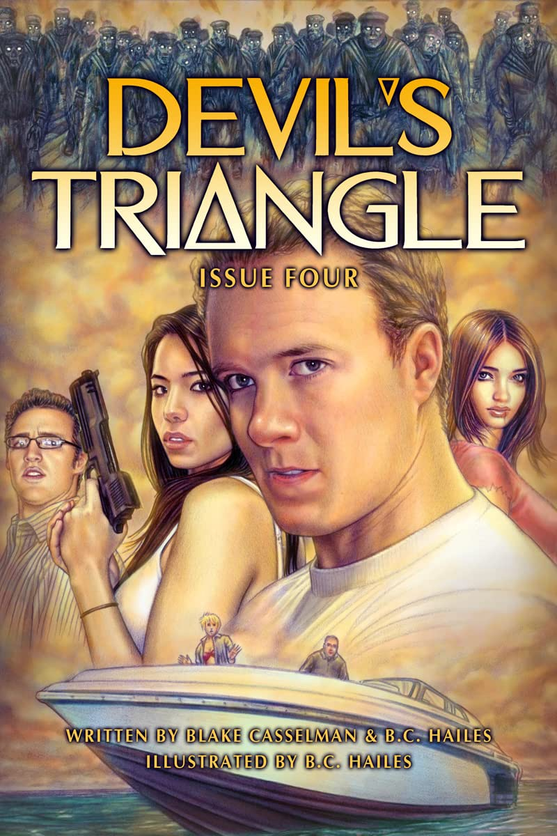 Devil's Triangle #4