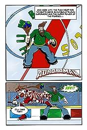 The Adventures of Auroraman #2