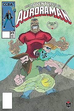 The Adventures of Auroraman #3