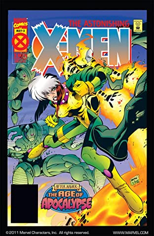 Astonishing X-Men (1995) #3 (of 4)