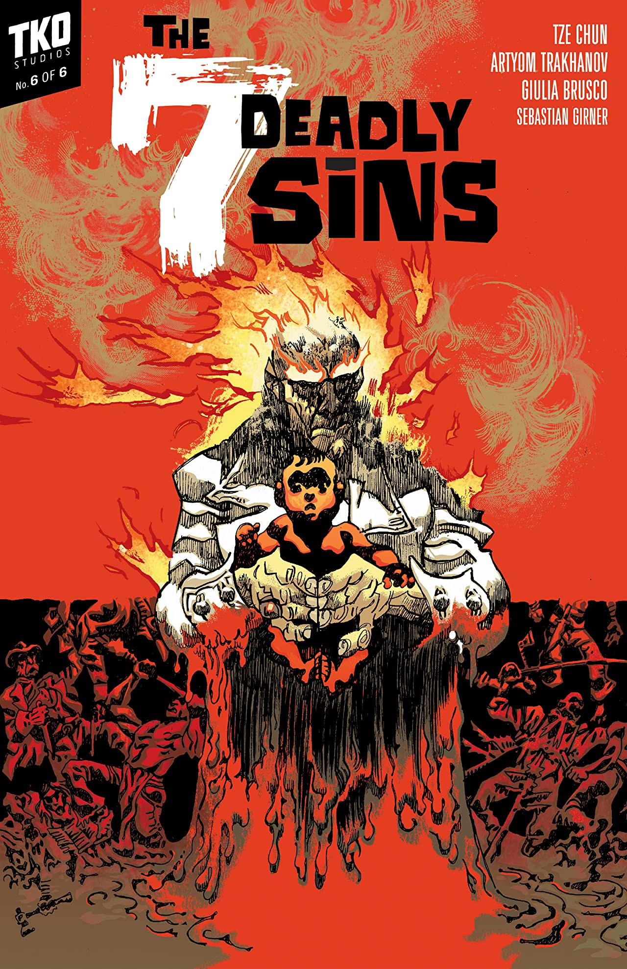 The 7 Deadly Sins #6