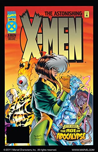 Astonishing X-Men (1995) #4 (of 4)