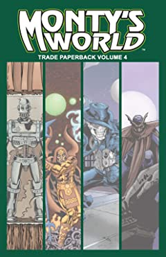 Monty's World Vol. 4: Fun Adventure Comics! 2