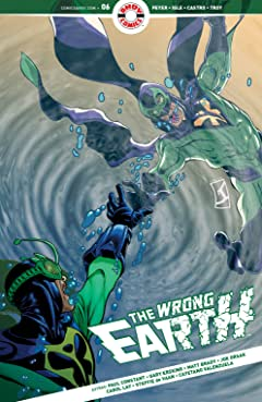 The Wrong Earth #6