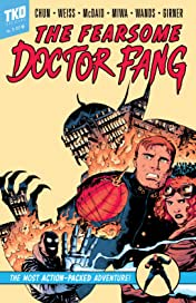 The Fearsome Doctor Fang #1