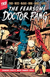 The Fearsome Doctor Fang #2