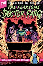 The Fearsome Doctor Fang #3