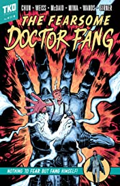 The Fearsome Doctor Fang #4