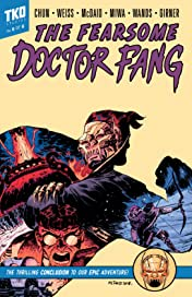 The Fearsome Doctor Fang #6