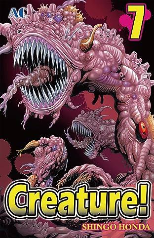 Creature! Vol. 7