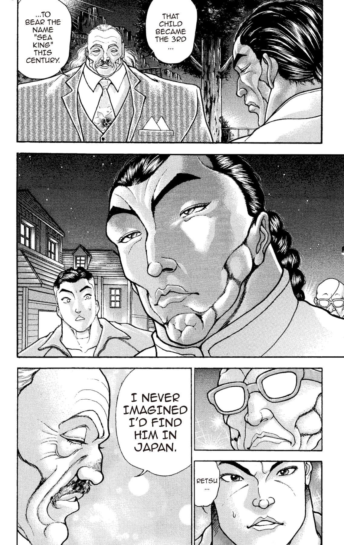 BAKI Vol. 9