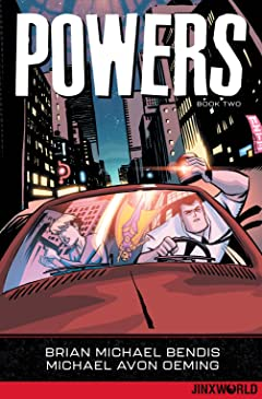 Powers Book Two