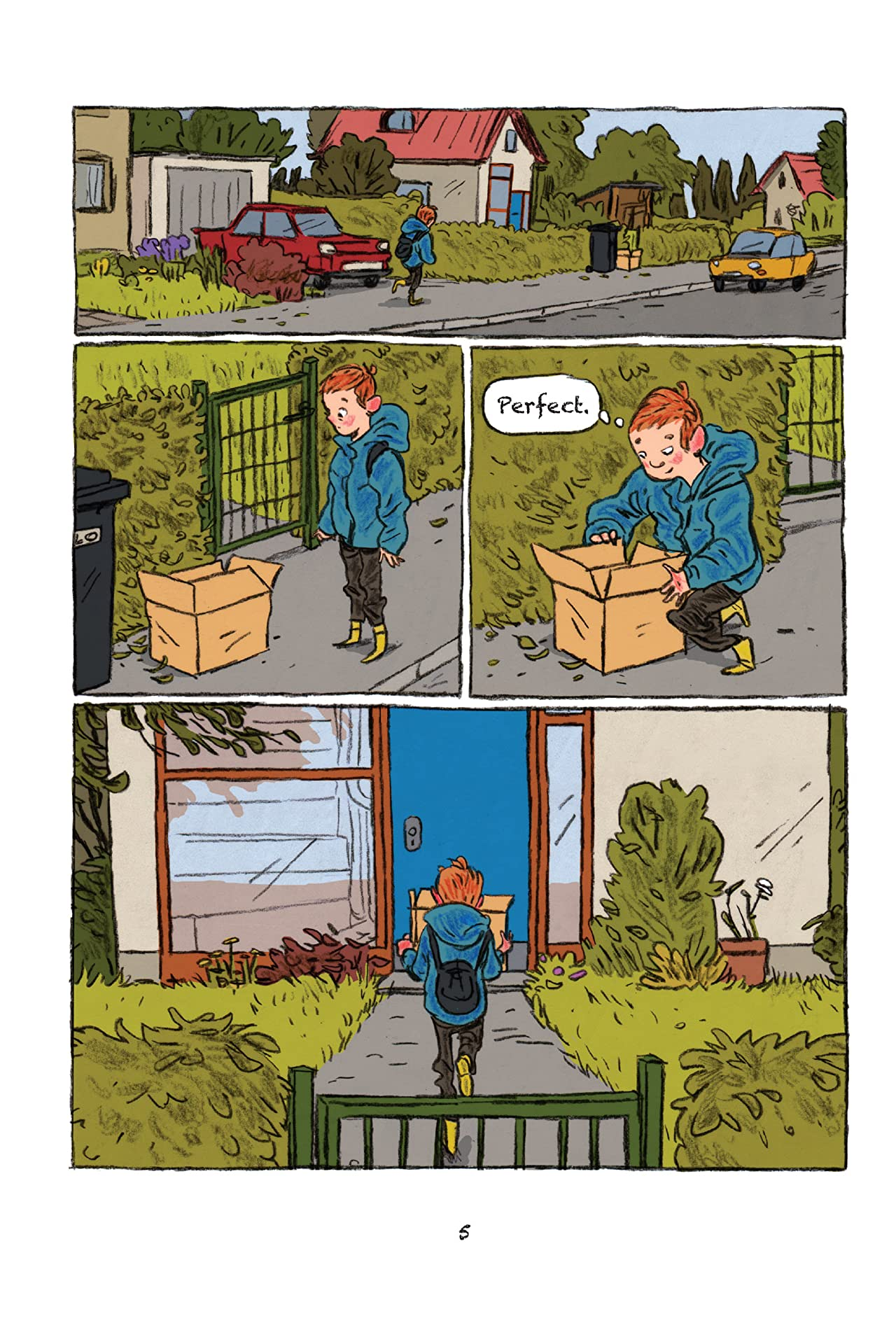Box (Book One)