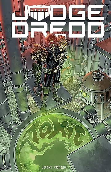 Judge Dredd: Toxic!