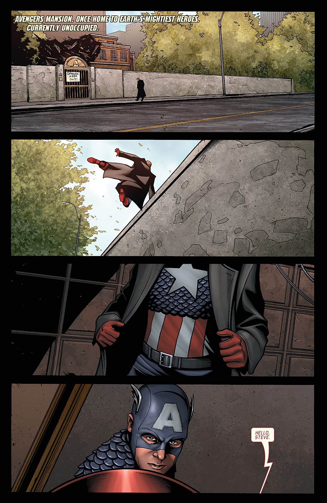 Civil War: Casualties of War: Iron Man/Captain America
