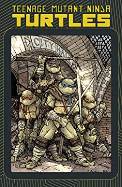 Teenage Mutant Ninja Turtles: Macro Series