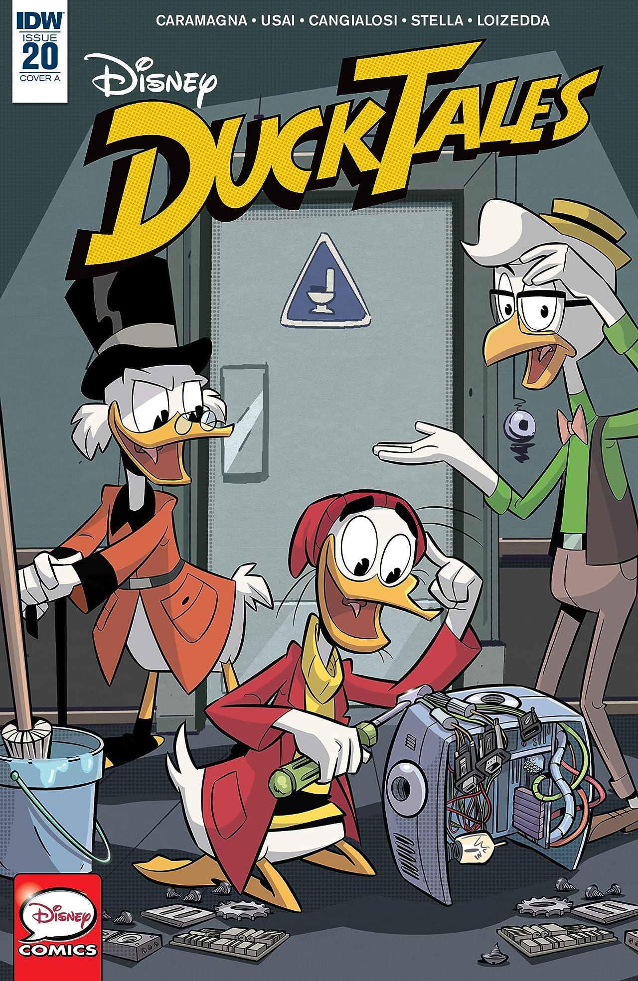 DuckTales No.20