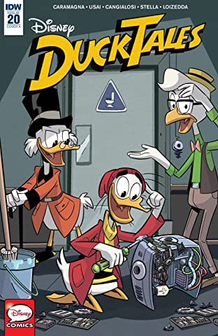 DuckTales No.20