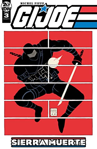 G.I. Joe: Sierra Muerte No.3