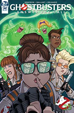 Ghostbusters: 35th Anniversary: Answer the Call Ghostbusters