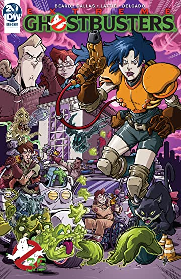 Ghostbusters: 35th Anniversary: Extreme Ghostbusters