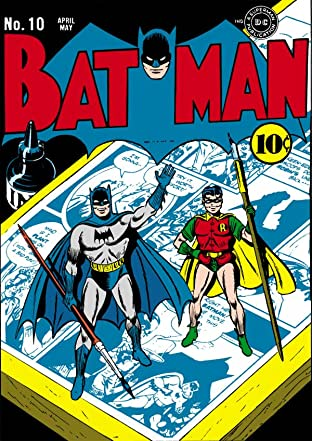 Batman (1940-2011) No.10