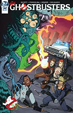 Ghostbusters: 35th Anniversary: Real Ghostbusters