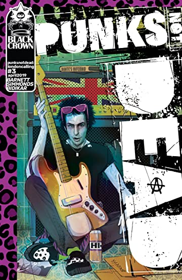 Punks Not Dead: London Calling No.3