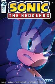 Sonic The Hedgehog (2018-) No.16