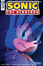 Sonic The Hedgehog (2018-) #16