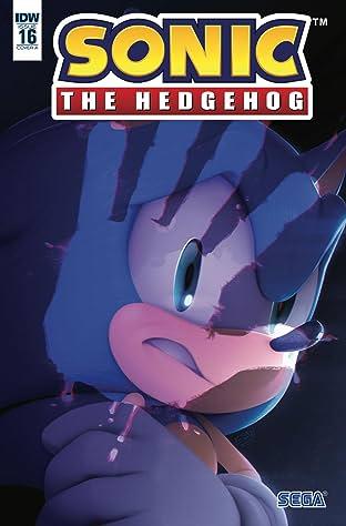 Sonic The Hedgehog (2018-) #16