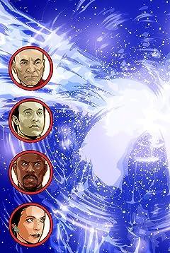 Star Trek: The Q Conflict #4