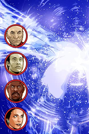 Star Trek: The Q Conflict #4