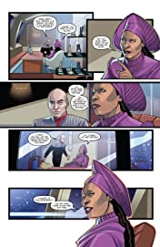 Star Trek: The Q Conflict #4 (of 6)